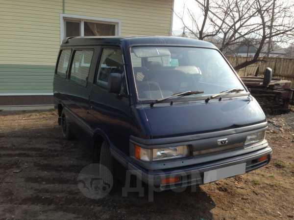 Mazda Bongo, 1990 год, 110 000 руб.