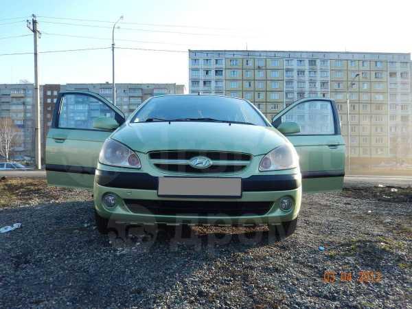 Hyundai Getz, 2006 год, 320 000 руб.