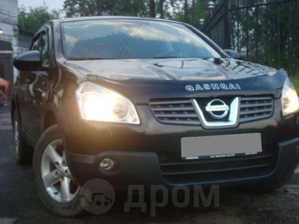 Nissan Qashqai, 2007 год, 615 000 руб.