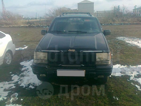 Jeep Grand Cherokee, 1998 год, 360 000 руб.