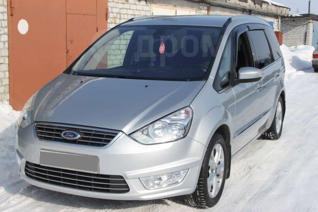 Ford Galaxy, 2012 год, 1 000 000 руб.