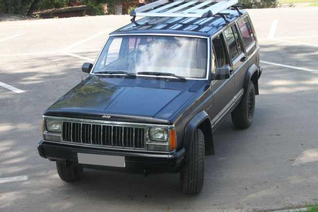 Jeep Cherokee, 1991 год, 250 000 руб.