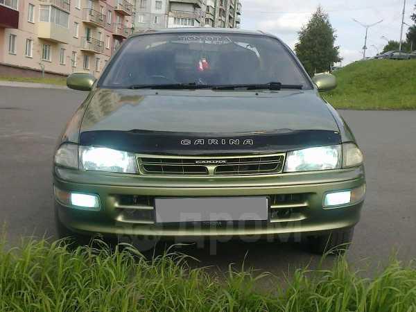 Toyota Carina, 1992 год, 140 000 руб.
