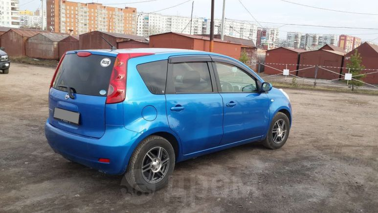 Nissan Note, 2007 год, 316 000 руб.