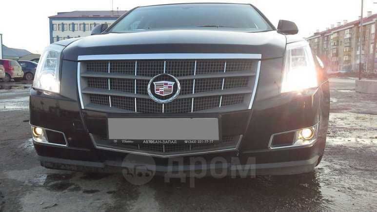 Cadillac CTS, 2009 год, 1 300 000 руб.