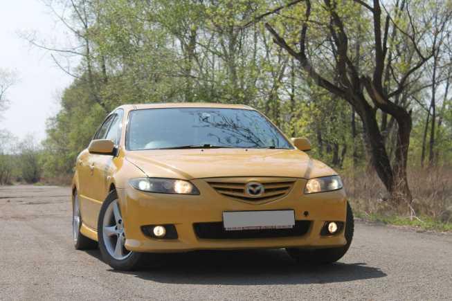 Mazda Atenza, 2002 год, 360 000 руб.
