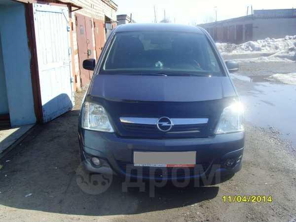 Opel Meriva, 2006 год, 250 000 руб.
