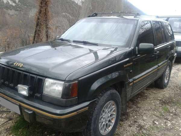 Jeep Grand Cherokee, 1995 год, 586 940 руб.