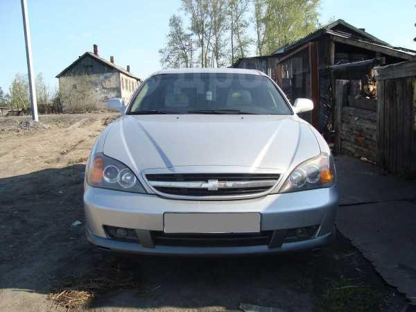 Chevrolet Evanda, 2004 год, 350 000 руб.