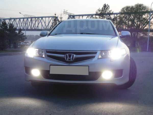 Honda Accord, 2007 год, 565 000 руб.