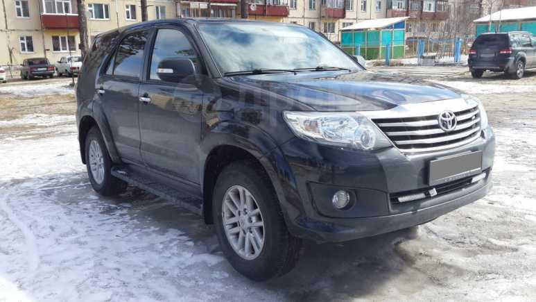 Toyota Fortuner, 2012 год, 1 300 000 руб.
