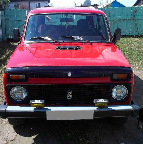 Лада 4x4 2121 Нива, 1986 год, 110 000 руб.