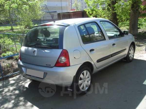 Renault Clio, 2007 год, 220 000 руб.