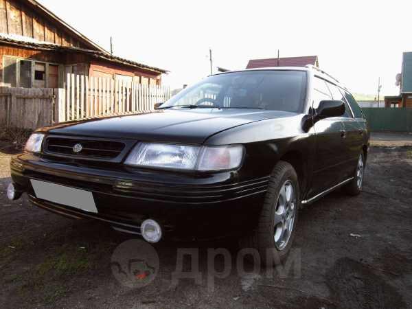 Subaru Legacy, 1991 год, 105 000 руб.
