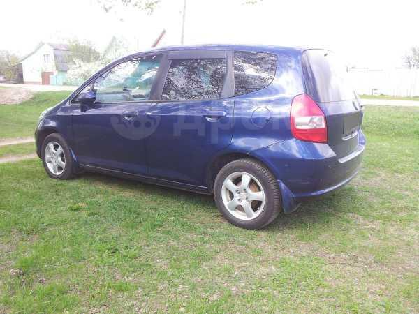 Honda Fit, 2003 год, 210 000 руб.