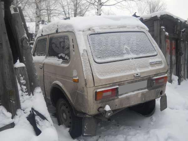 Лада 4x4 2121 Нива, 1985 год, 40 000 руб.