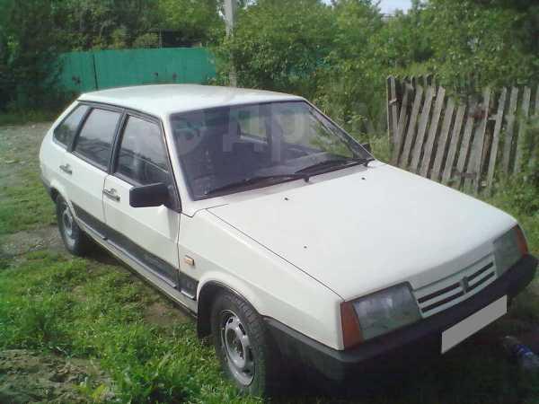 Лада 2109, 1996 год, 75 000 руб.