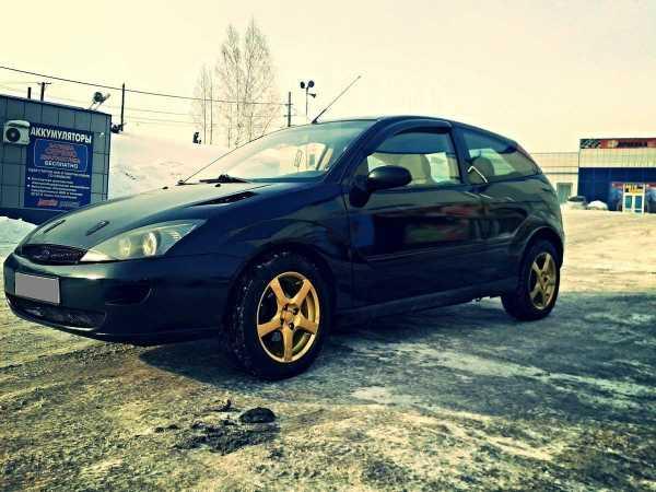 Ford Focus, 1998 год, 190 000 руб.