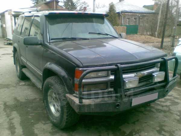 Chevrolet Tahoe, 1996 год, 125 000 руб.