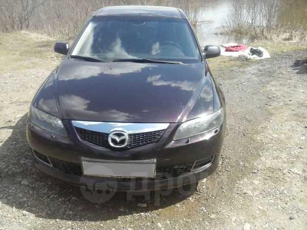 Mazda Mazda6, 2007 год, 399 000 руб.