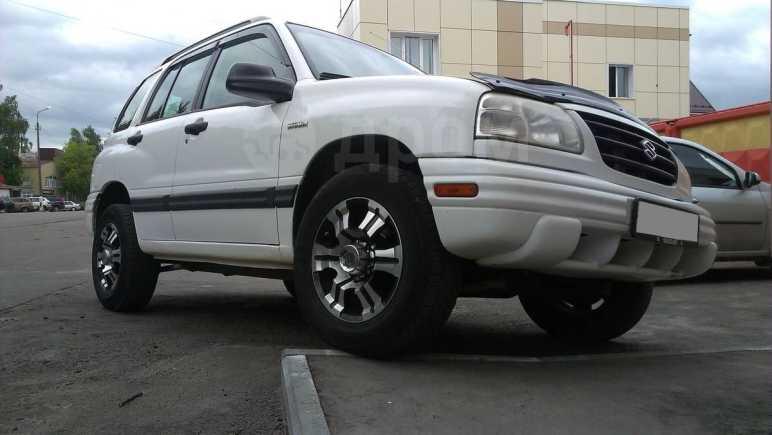 Suzuki Grand Vitara, 2001 год, 340 000 руб.