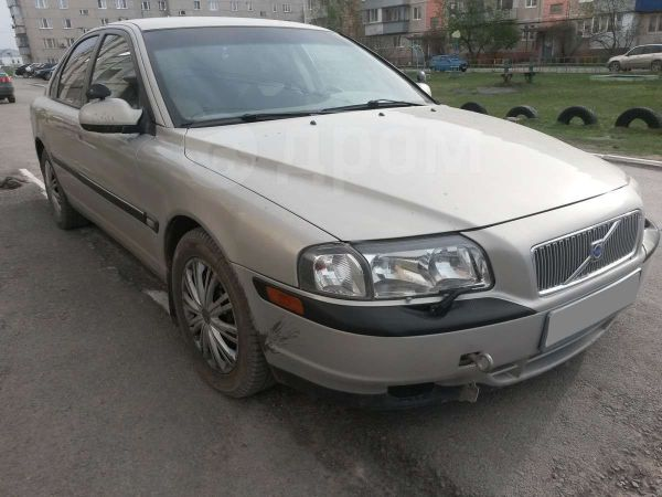 Volvo S80, 2000 год, 300 000 руб.