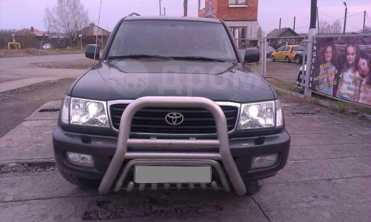 Toyota Land Cruiser, 2002 год, 905 000 руб.