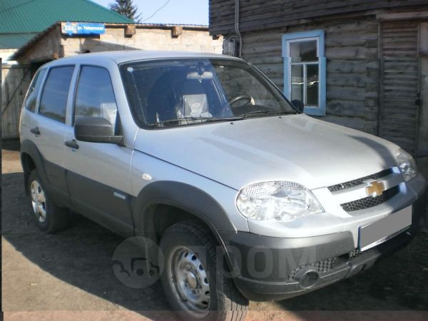 Chevrolet Niva, 2012 год, 411 000 руб.