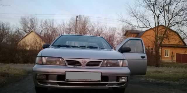 Nissan Almera, 1996 год, 138 000 руб.