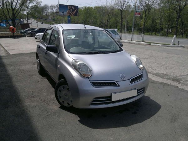 Nissan March, 2009 год, 230 000 руб.