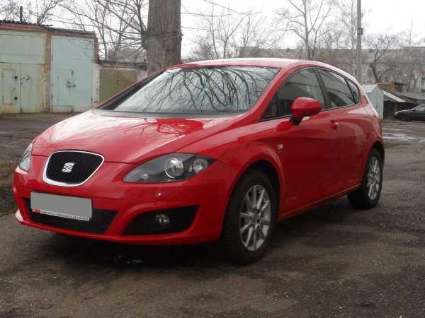 SEAT Leon, 2012 год, 569 000 руб.