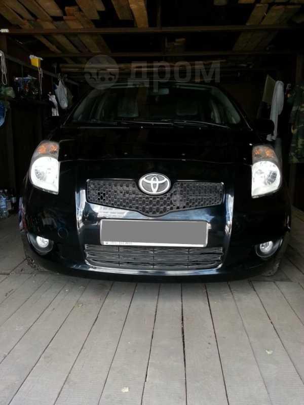 Toyota Yaris, 2007 год, 360 000 руб.