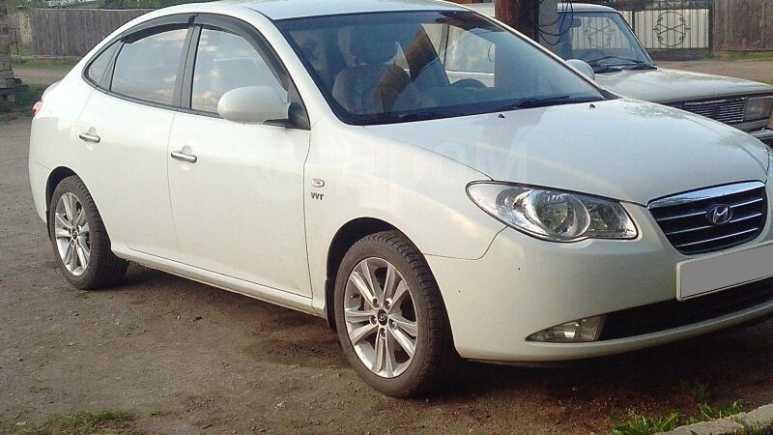 Hyundai Avante, 2008 год, 525 000 руб.