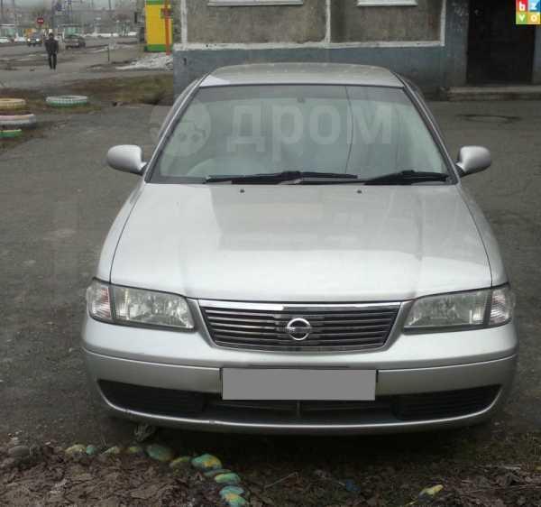 Nissan Sunny, 2003 год, 205 000 руб.