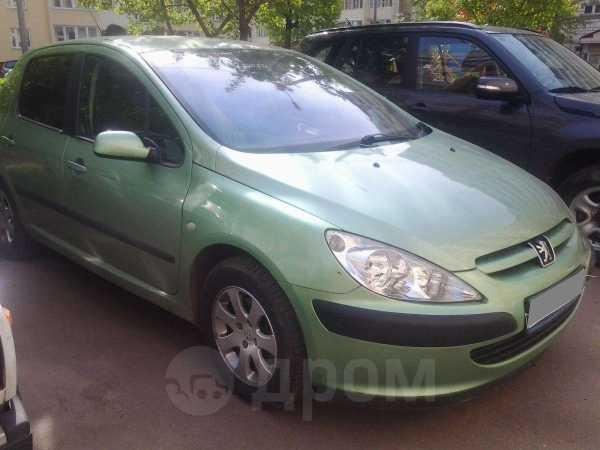 Peugeot 307, 2002 год, 195 000 руб.
