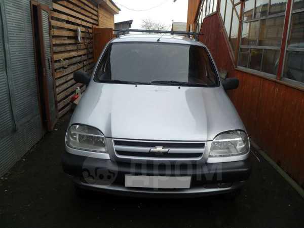 Chevrolet Niva, 2005 год, 192 000 руб.