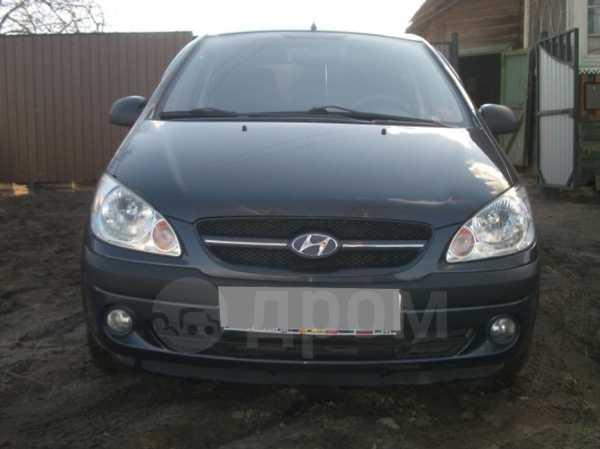 Hyundai Getz, 2008 год, 235 000 руб.