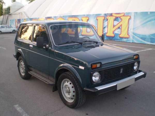 Лада 4x4 2121 Нива, 2002 год, 128 000 руб.