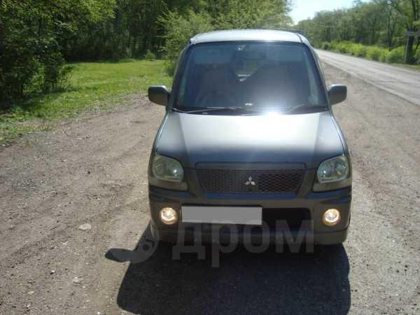 Mitsubishi Toppo BJ, 2001 год, 115 000 руб.