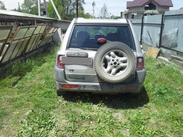 Land Rover Freelander, 2002 год, 430 000 руб.