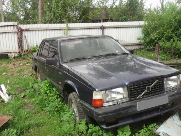 Volvo 740, 1990 год, 50 000 руб.