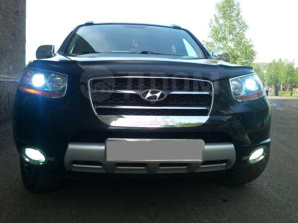 Hyundai Santa Fe, 2009 год, 840 000 руб.