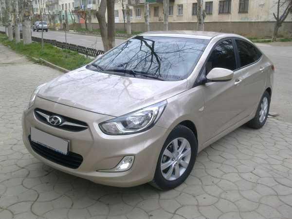 Hyundai Accent, 2012 год, 495 000 руб.
