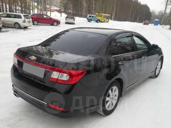 Chevrolet Epica, 2008 год, 465 000 руб.