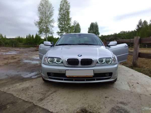 BMW 3-Series, 2001 год, 385 000 руб.