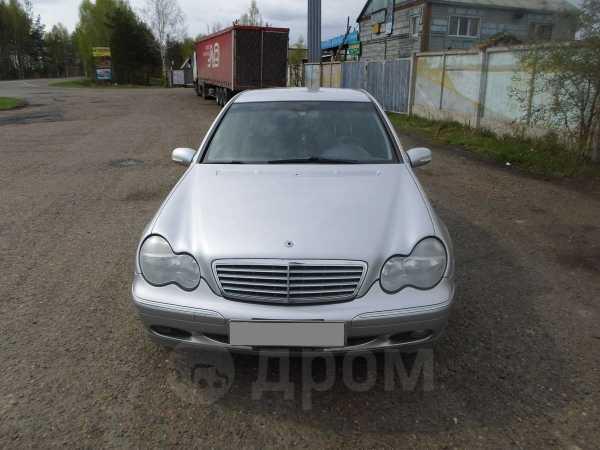 Mercedes-Benz C-Class, 2001 год, 500 000 руб.