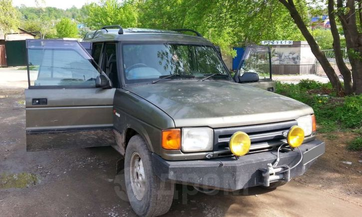 Land Rover Discovery, 1997 год, 299 000 руб.