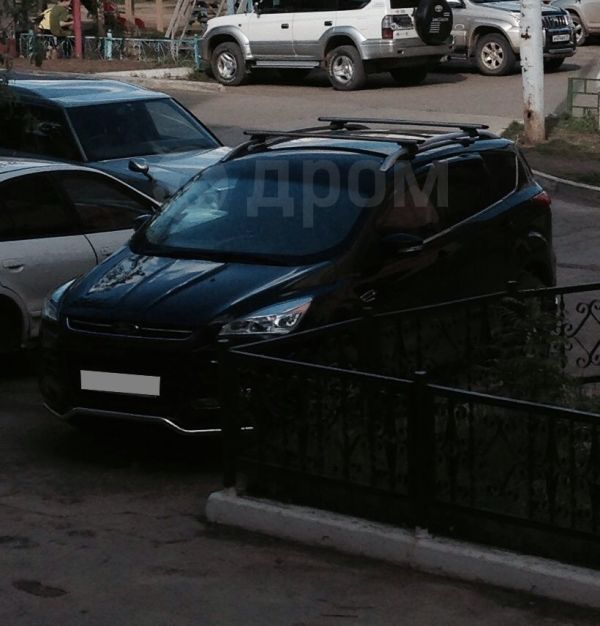 Ford Kuga, 2013 год, 1 350 000 руб.