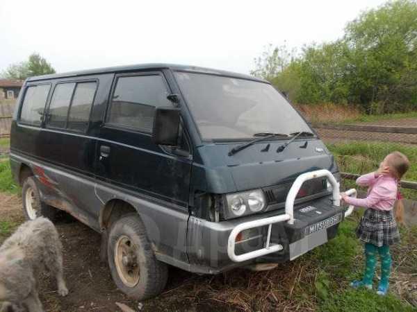 Mitsubishi Delica, 1993 год, 35 000 руб.