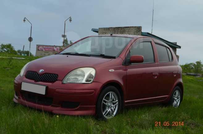 Toyota Vitz, 2002 год, 265 000 руб.